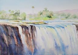 Victoria Falls, Botswana, Africa