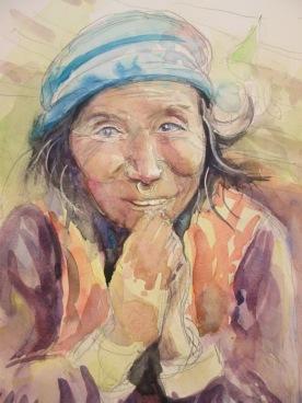 Nepalese Woman #2