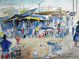 Open Market, Peru