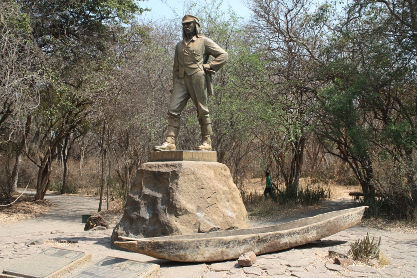 Monument to David Livingstone